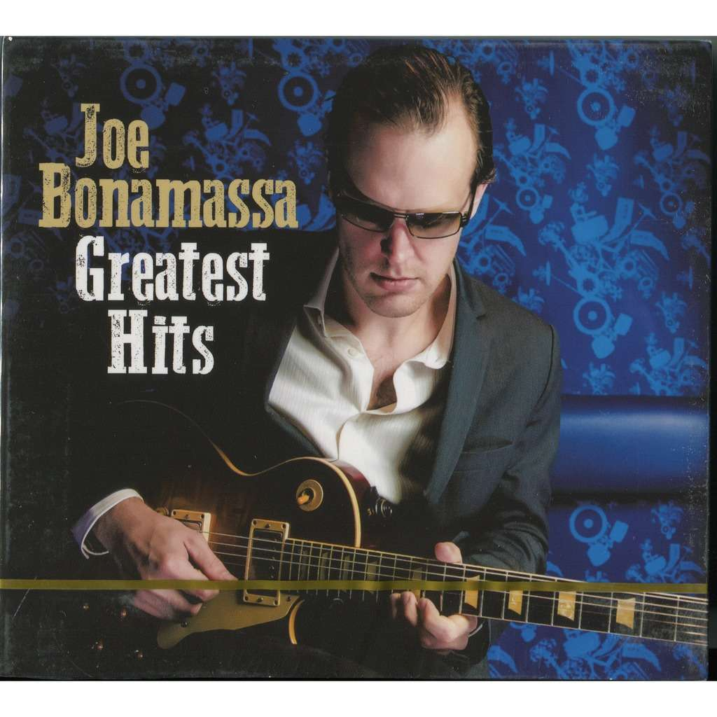 Joe Bonamassa Greatest Hits (2019) 2CD Digipak (30 tracks) New & Factory-Sealed