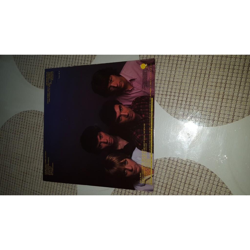 Talking Heads 77 (Italian 1977 w/label 11-trk LP promo ps & inner slv)