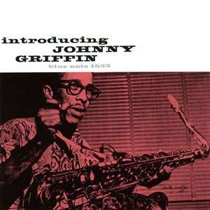 johnny griffin Introducing Johnny Griffin