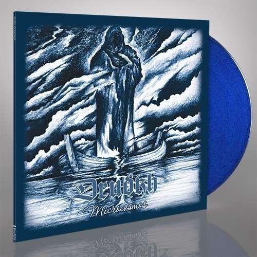 DRUDKH Microcosmos. Blue Vinyl