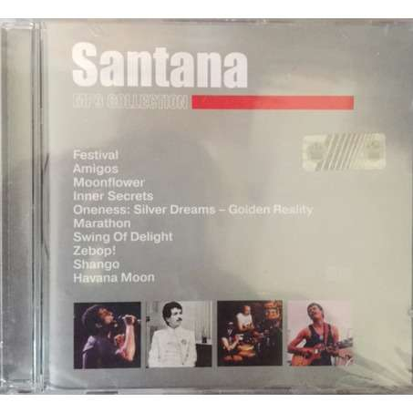 Santana MP3 Collection CD 2
