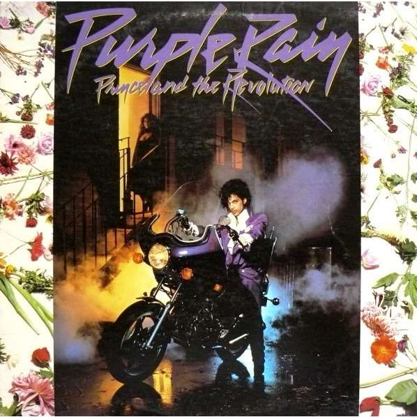 Prince and the Revolution Purple Rain