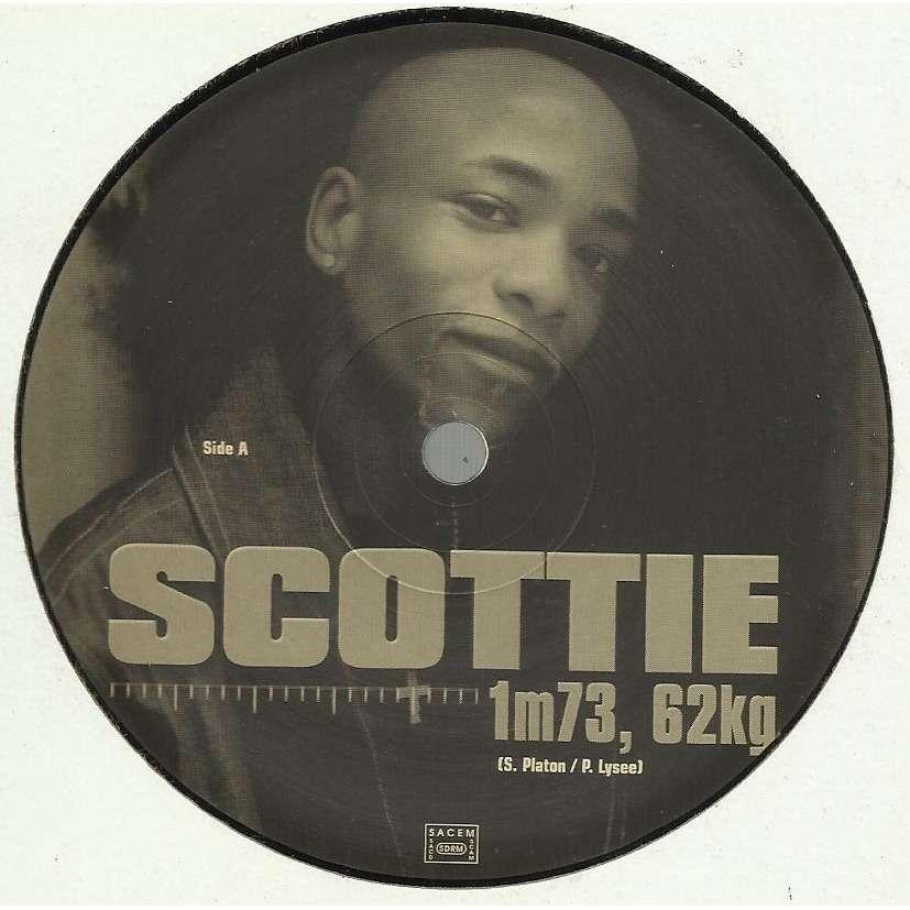 SCOTTIE 1m73 , 62kg - 2mix