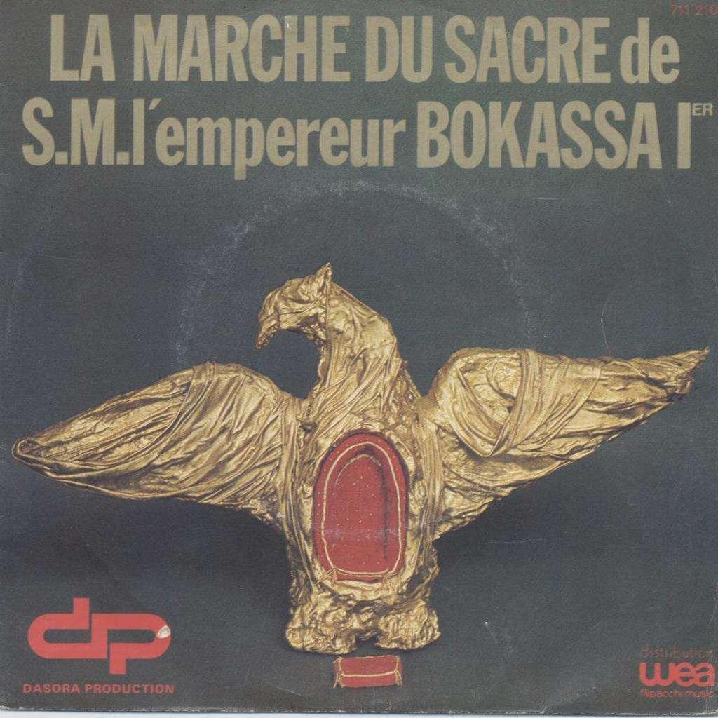Jean Musy / Olivier Brice La Marche Du Sacre De S.M. L'Empereur Bokassa Ier / la valse de l'empereur