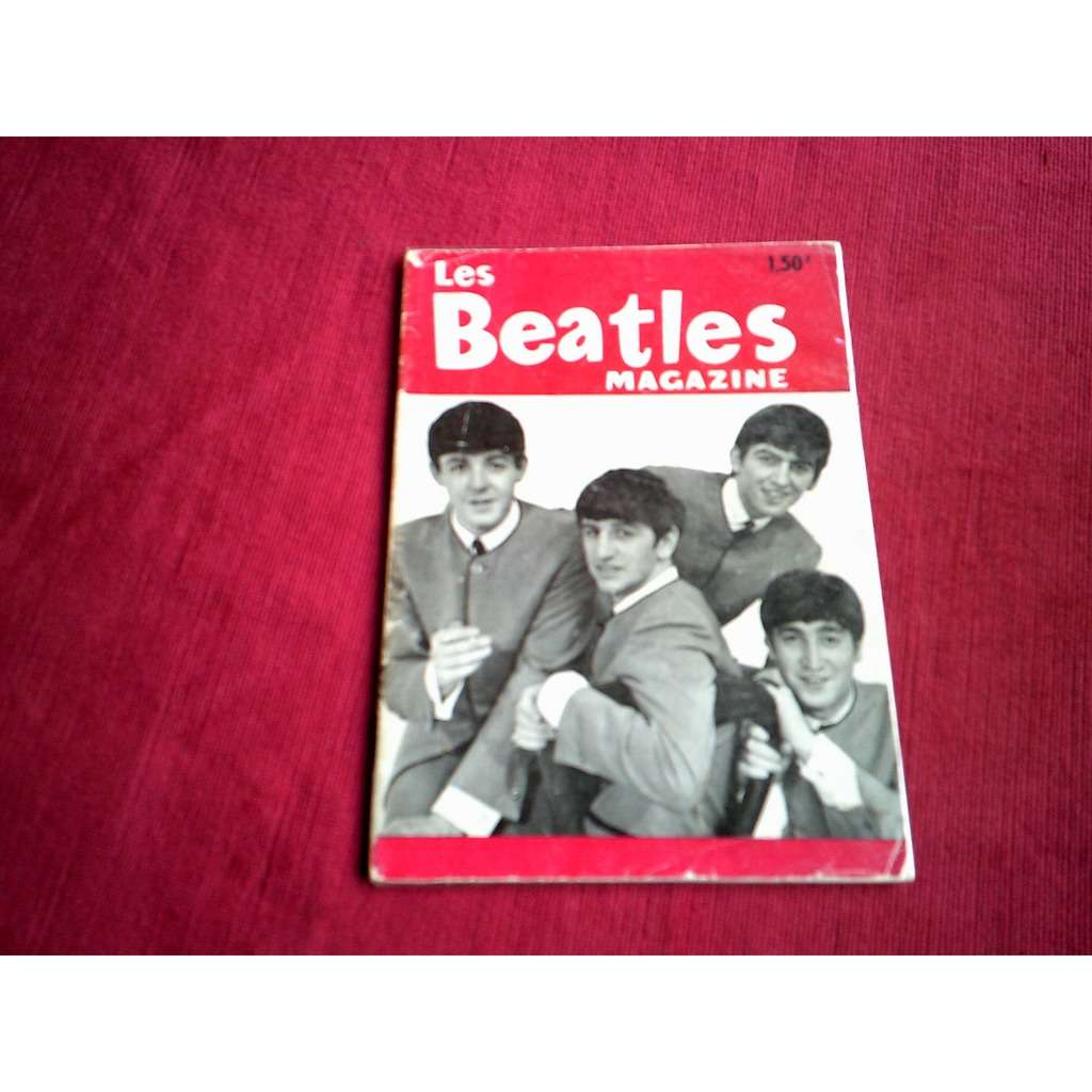 the beatles LES BEATLES MAGAZINE