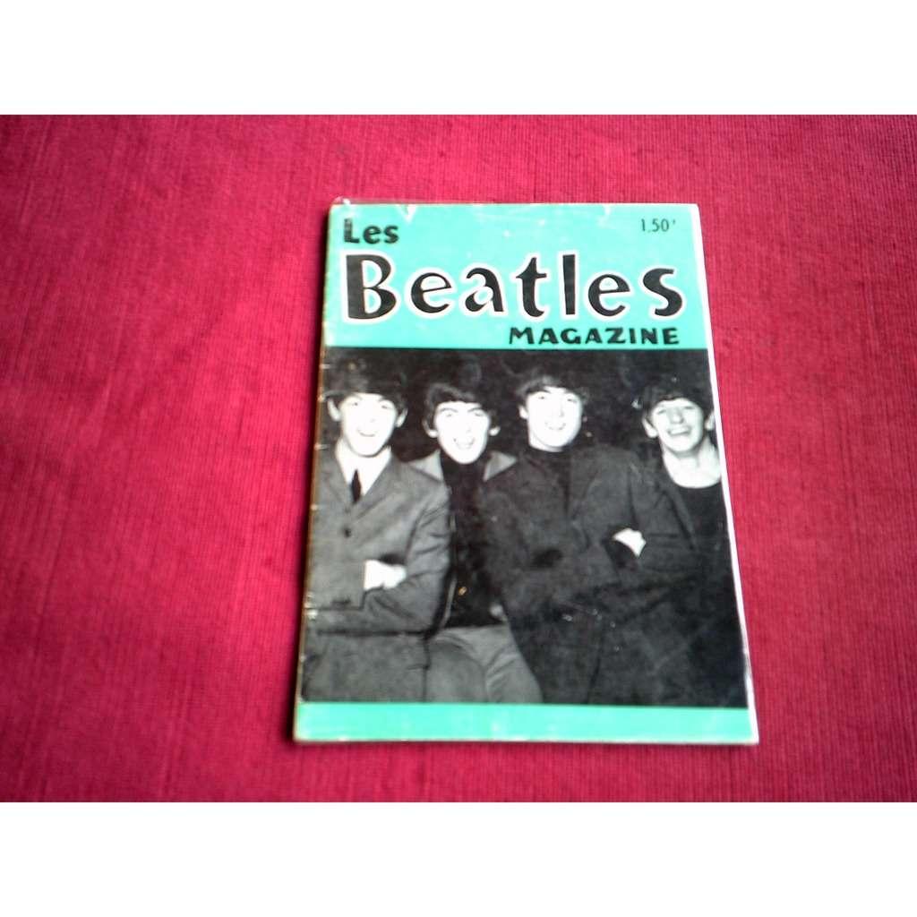 the beatles LES BEATLES MAGAZINE LES BEATLES A PARIS