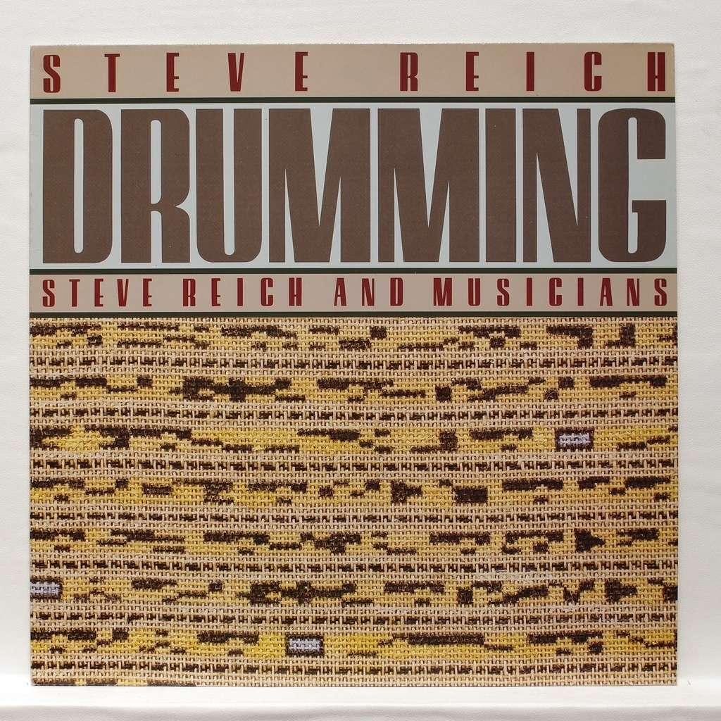 Steve Reich, Steve Reich & Musicians Drumming