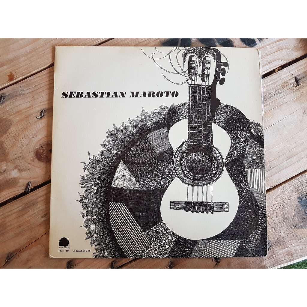 sébastian Maroto variations/romanesca/chanson populaire/el vito/danse de la colombe enamourée/prélude pour quena...