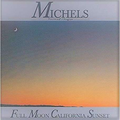 Michels Full Moon California Sunset