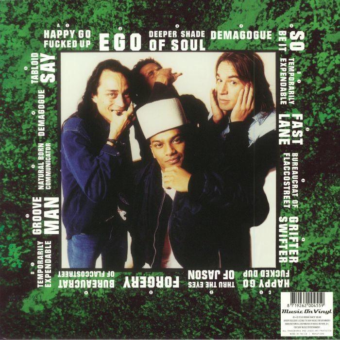 Urban Dance Squad The Remix Collection (2xlp) Ltd Edit Rsd 1000 Copies & Transparent Vinyl -E.U