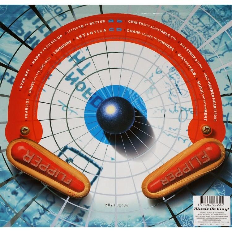 Urban Dance Squad Artantica (2xlp) Ltd Edit 500 Copies & Transparent Vinyl -E.U
