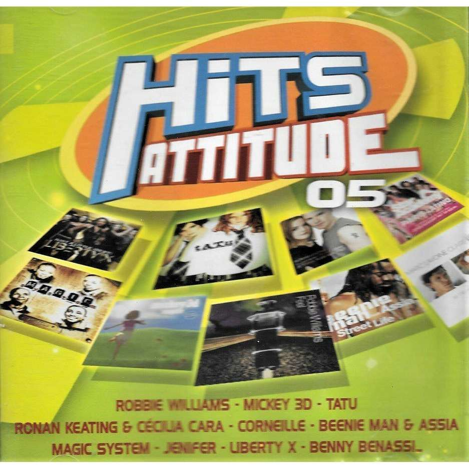 Maurane , Lara Fabian , Marc Lavoine, Magic System Hits Attitude 05