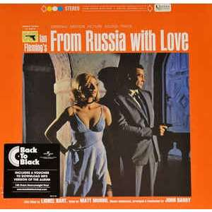 john barry from russia with love