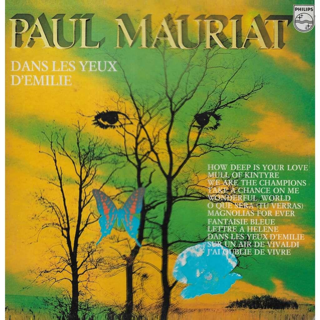 Paul MAURIAT Dans les Yeux d'Emilie