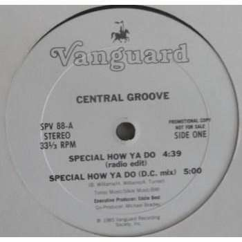 central groove special how ya do
