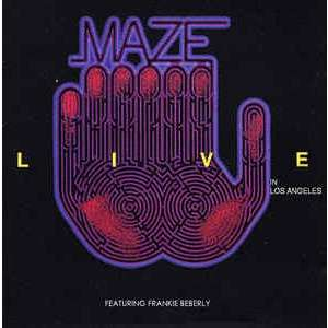 Maze Featuring Frankie Beverly Live In Los Angeles