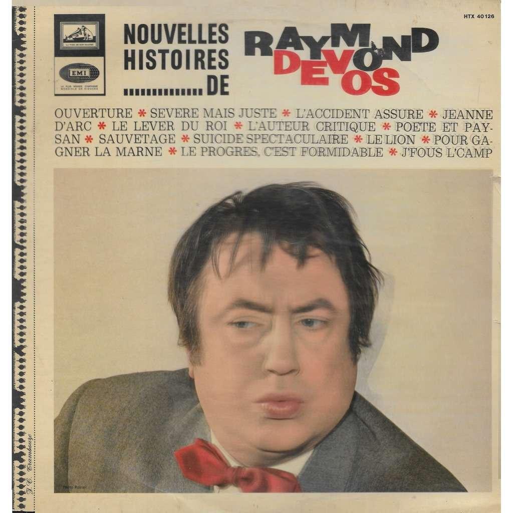 Raymond DEVOS Nouvelles Histoires