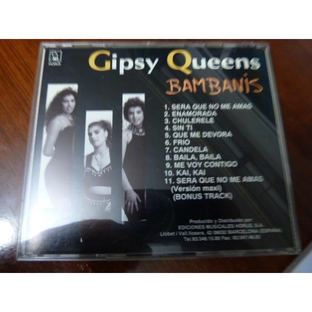 gipsy queens bambanis