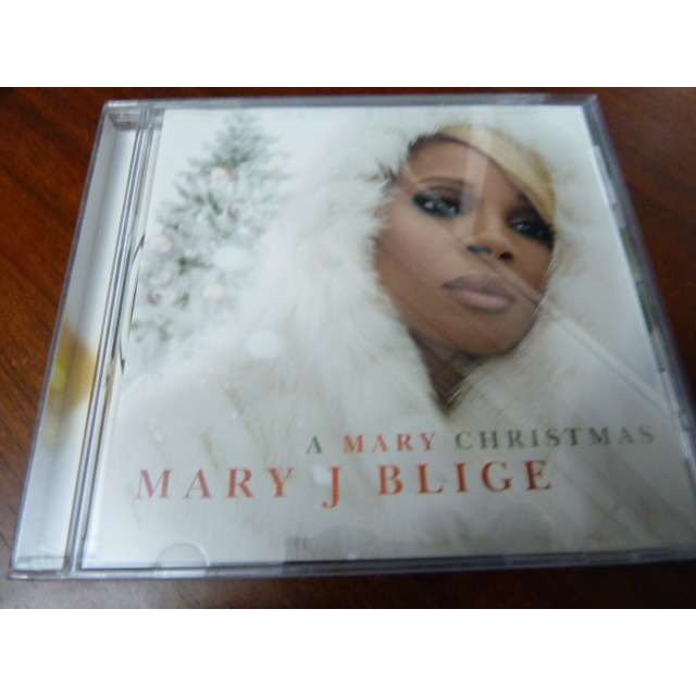 BLIGE, MARY J A MARY CHRISTMAS