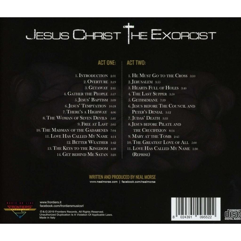 Neal Morse Jesus Christ The Exorcist