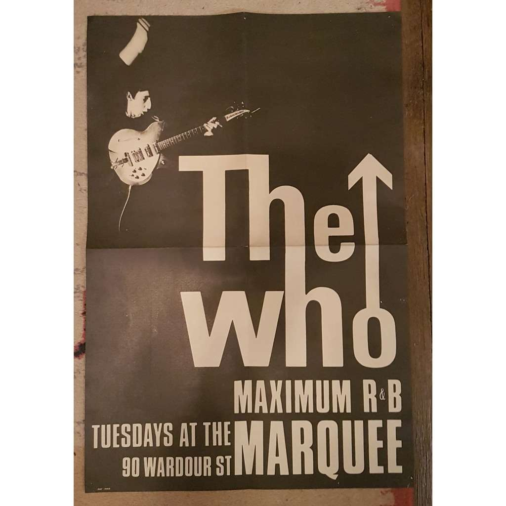 the who the who (poster)