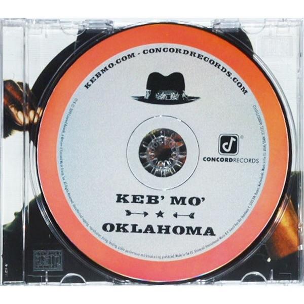 Keb Mo Oklahoma