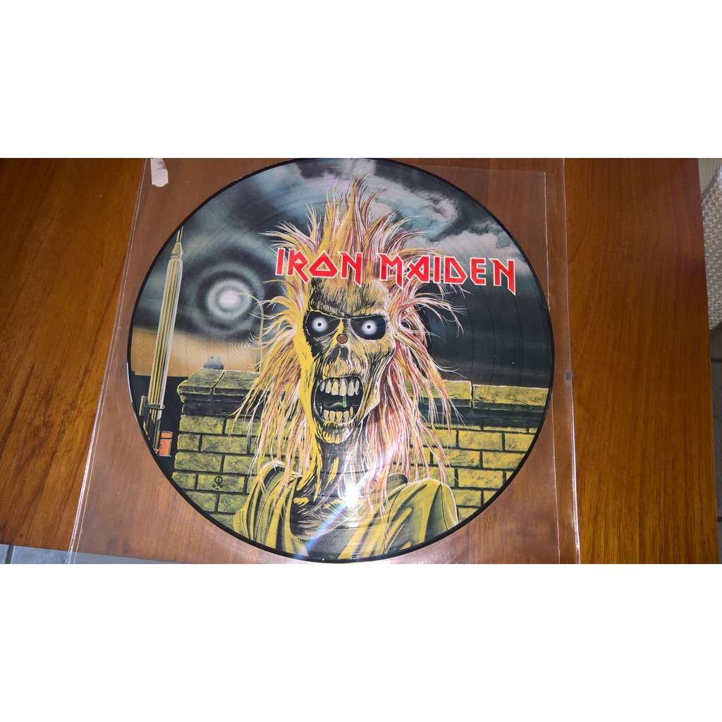 IRON MAIDEN Iron maiden (picture disc)