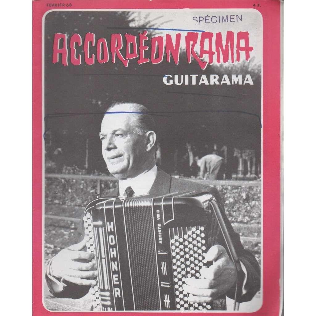 medard ferrero accordéonrama/guitarama