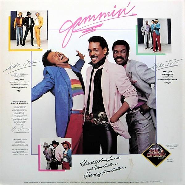 The Gap Band Gap Band V - Jammin'