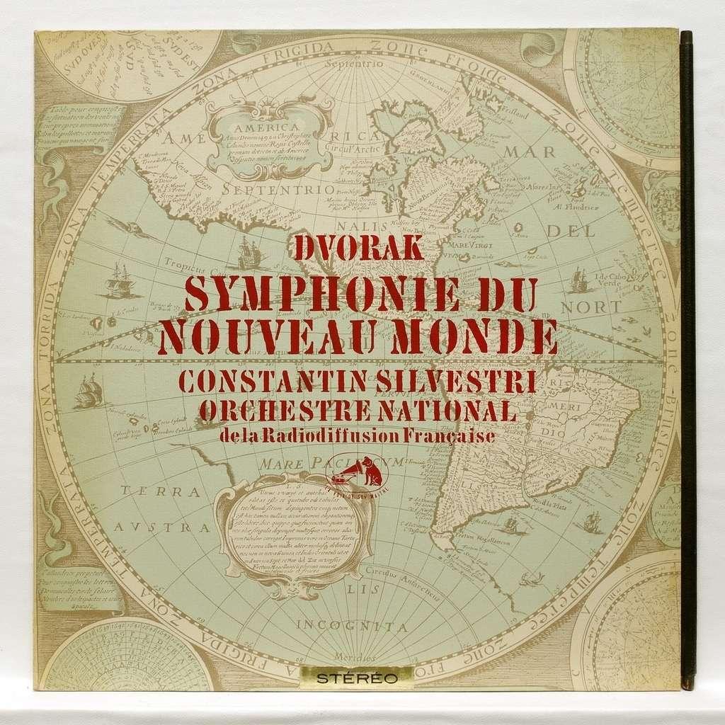 constantin silvestri Dvorak : New World Symphony – Symphonie du Nouveau Monde