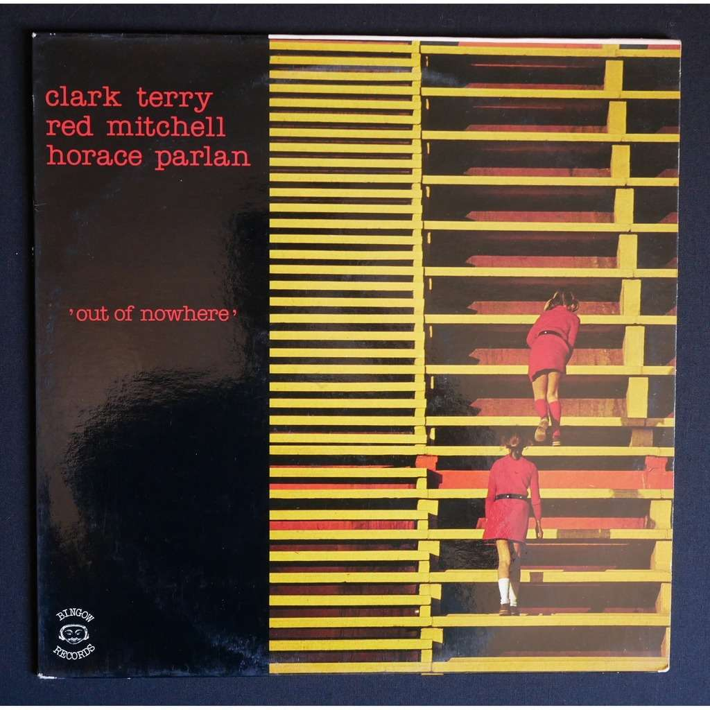 Clark Terry / Red Mitchell / Horace Parlan Out Of Nowhere