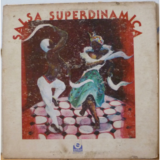 SUPERDYNAMIC Salsa superdinamica