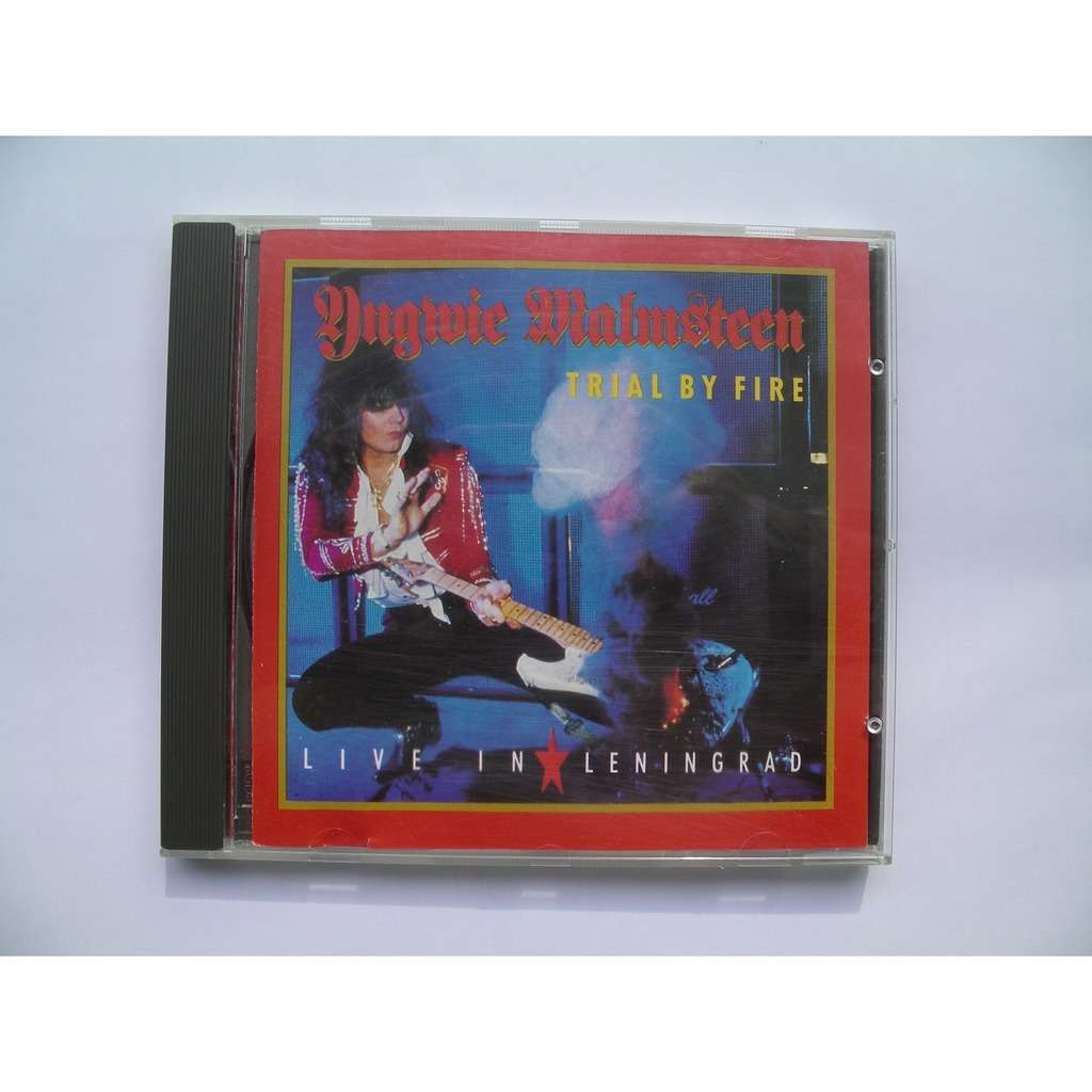 Yngwie malmsteen trial by fire