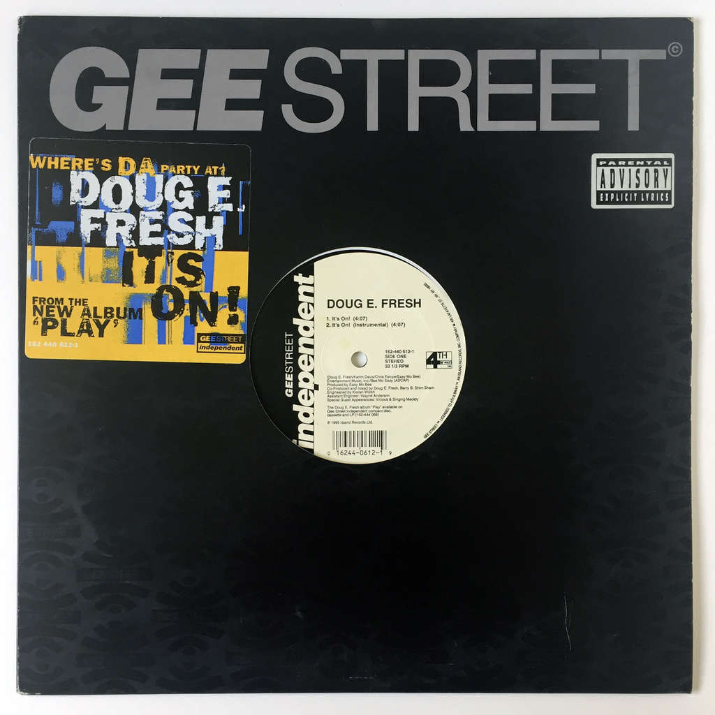 Doug E. Fresh It's On! / Where's Da Party At?