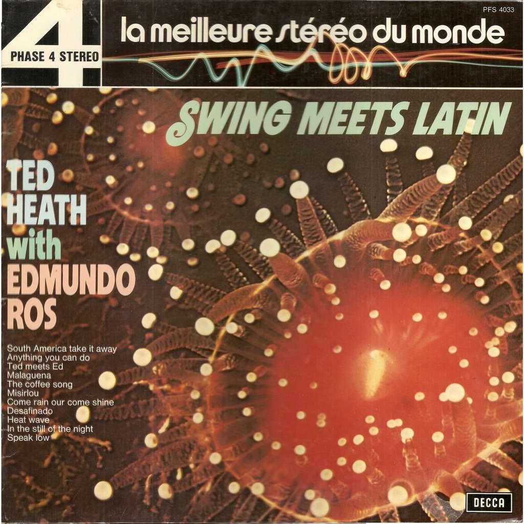 Ted HEATH & Edmundo ROS Swing Meets Latin