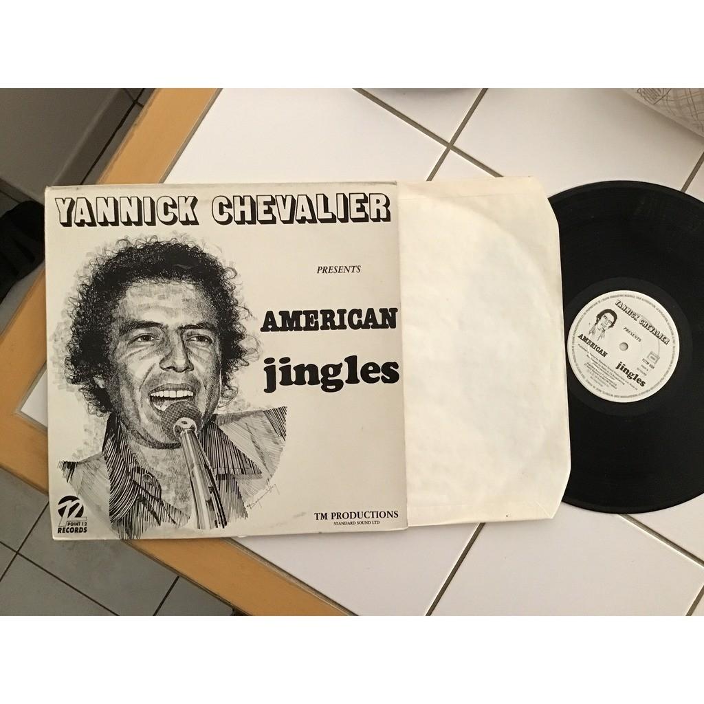 YANNICK CHEVALIER american jingles