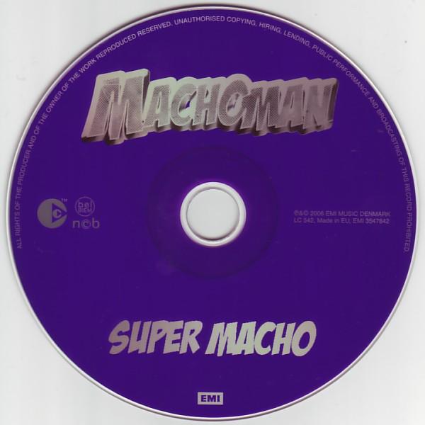 Machoman Super Macho