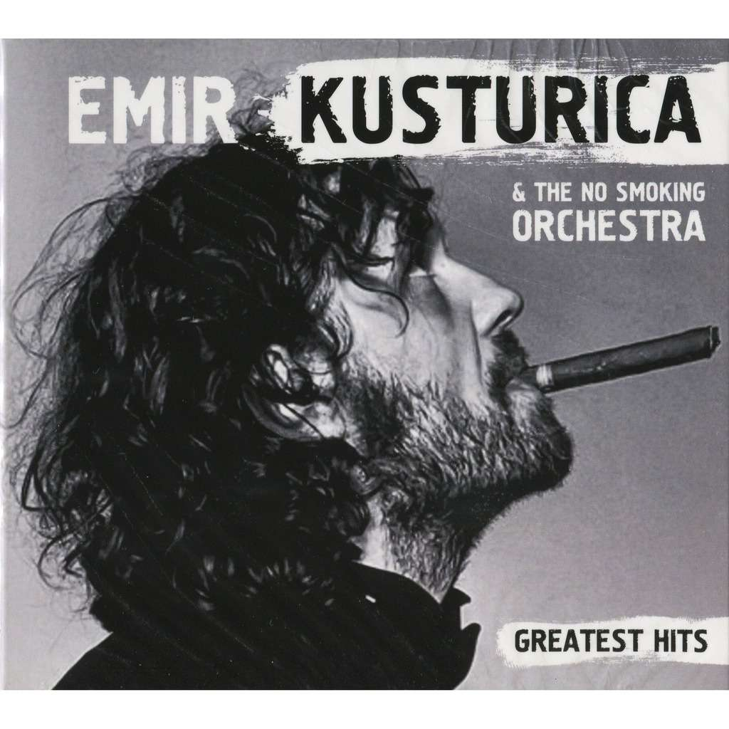 Emir Kusturica & The No Smoking Orchestra Greatest Hits (2017) 2CD Digipak New & Factory-Sealed