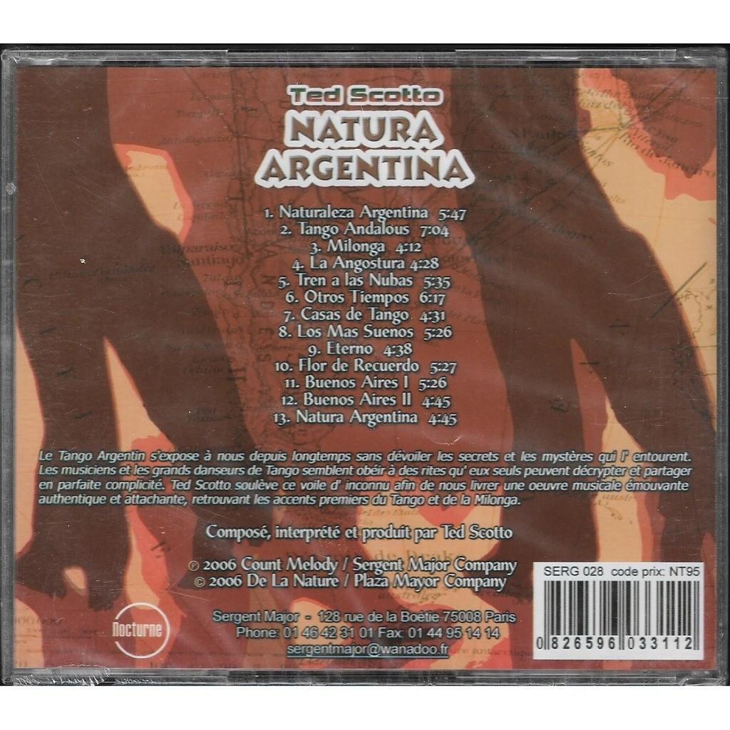 ted scotto Natura Argentina