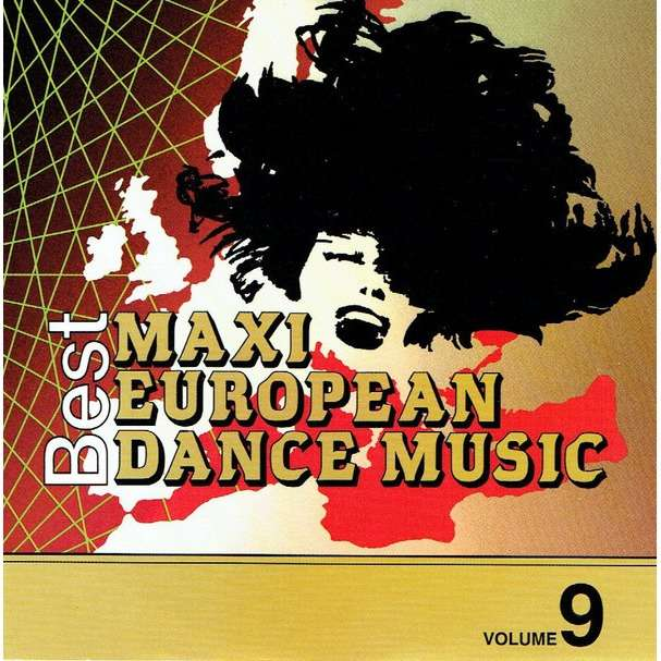 European Maxi Single Hit Collection vol.9 Robert Grace,Mike Rogers,Fair Fax,Two Girls,Desireless,Phaeax,Azul y Negro