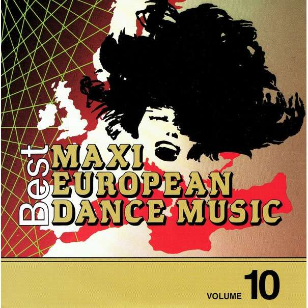 European Maxi Single Hit Collection vol.10 Danuta,Jim Player,Twenty One,Careen Connection,Side Walk,Tony Esposito,X-Ray Connection