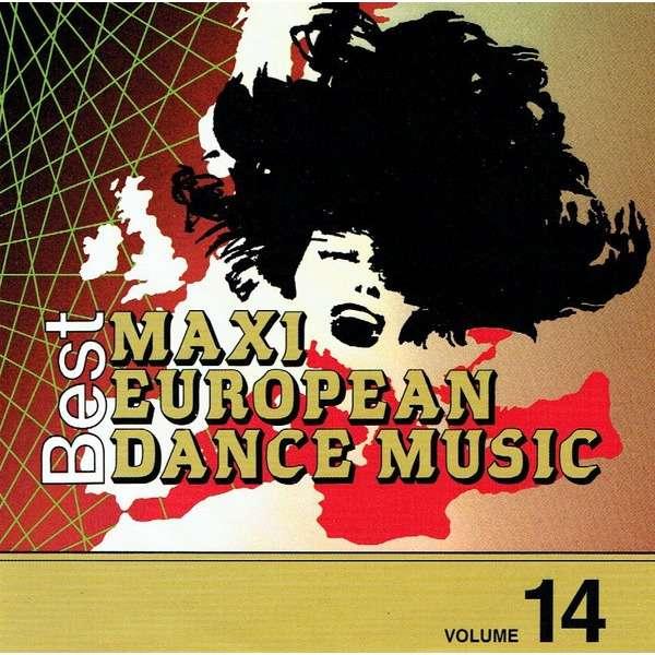 European Maxi Single Hit Collection vol.14 Black Denim,Natasha King,Bolero,Rose,Mike Mareen,Morgana,Jenny Lee,Franca Ricci,Flex