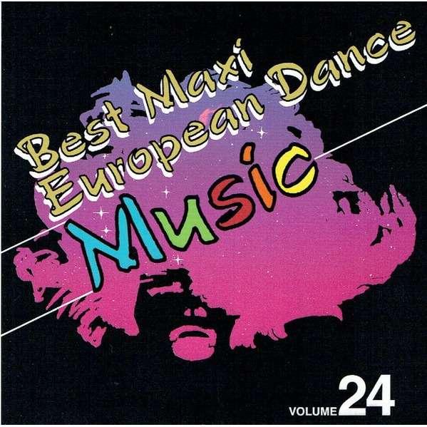 European Maxi Single Hit Collection vol.24 Yvonne Koomen,R.Bais,Clay Pedrini,Marco Martina,Hemyl,Michael Ray,Eva Dickson,Scala,David Jones