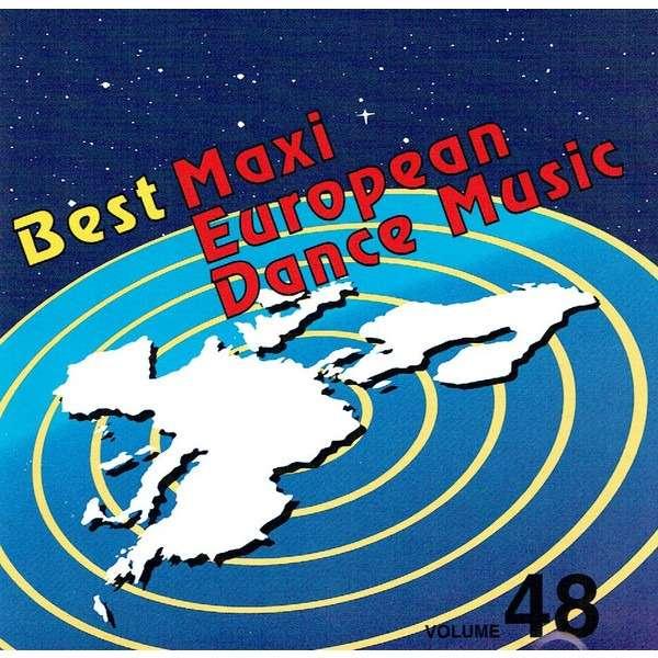 European Maxi Single Hit Collection vol.48 Robert Bravo,Katy Gray,Kelly Brown,Bam Boo,Karl Olivas,Roxanne,Paul Paul,Rare Band,Alan Barcklay