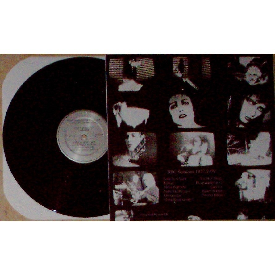 Siouxsie & The Banshees Songs From The Void (BBC Sessions 1977-1979)