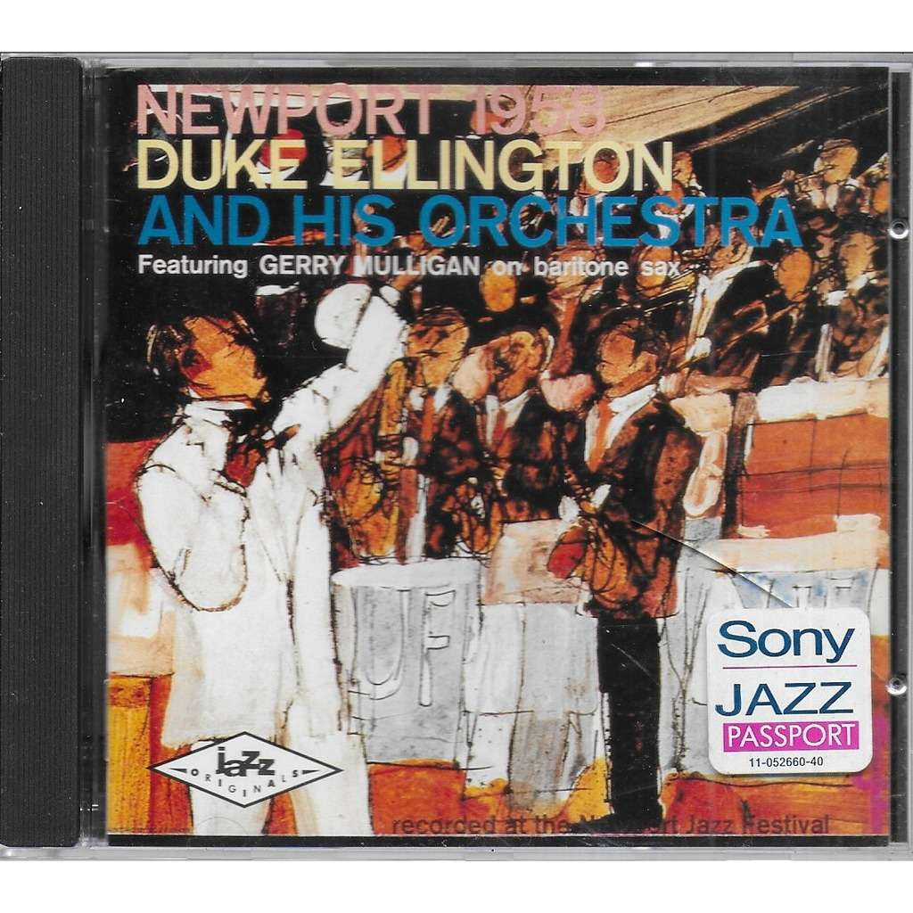 Duke ELLINGTON Newport 1958