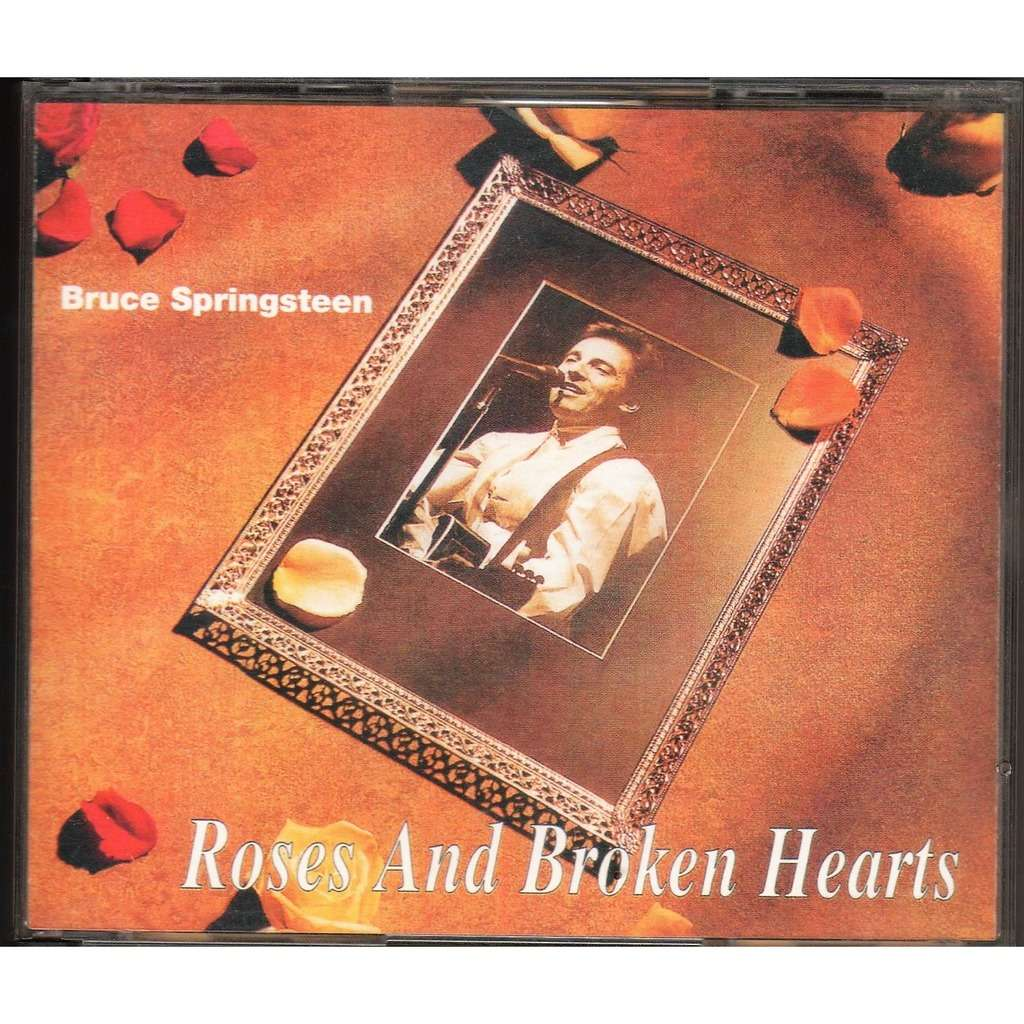 Bruce Springsteen Roses And Broken Hearts (Shoreline Amphithetre Mountain View CA USA 03.'5.1988)