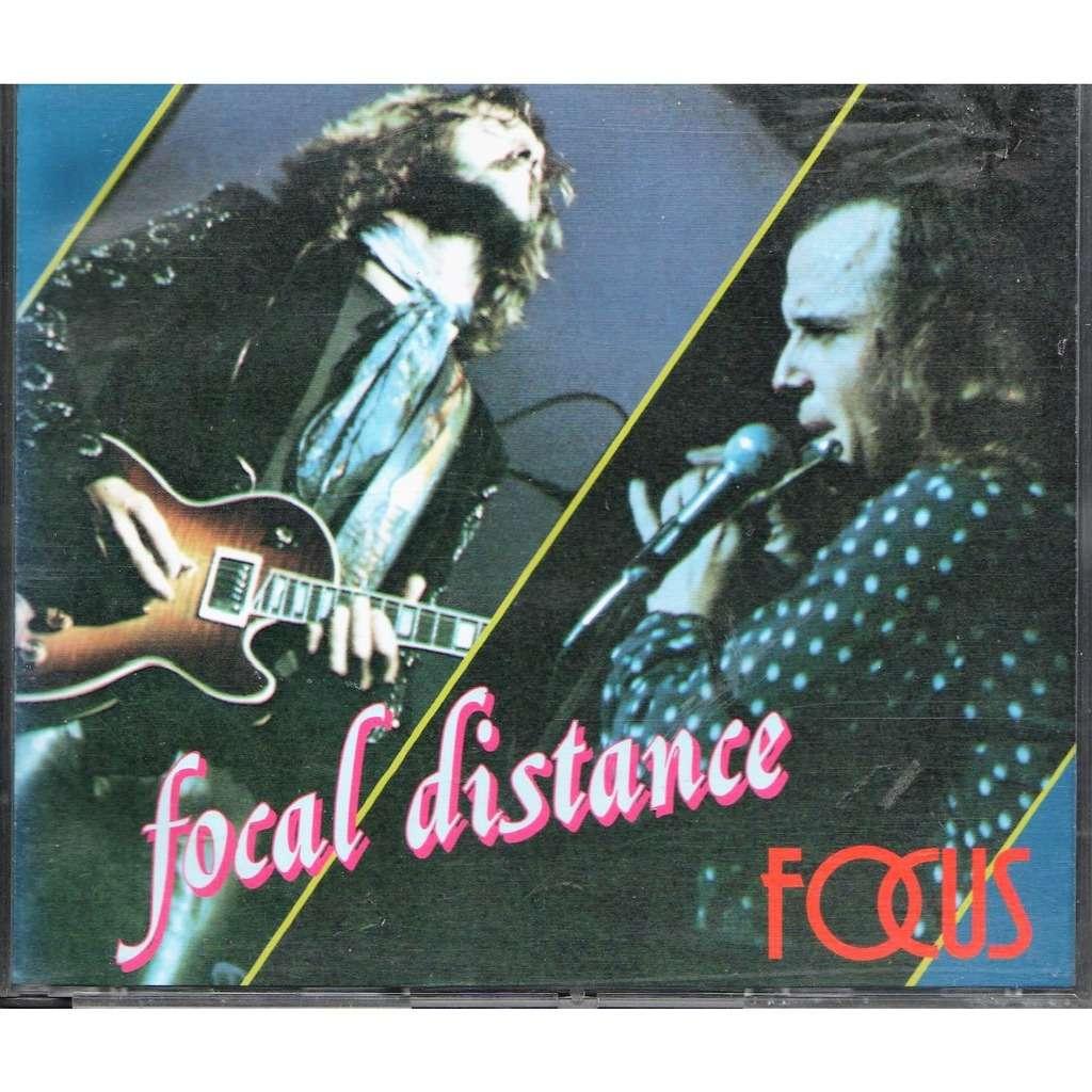 Focus Focal Distance (Kouseinenkin Kaikan Osaka JP 02.06.1974)