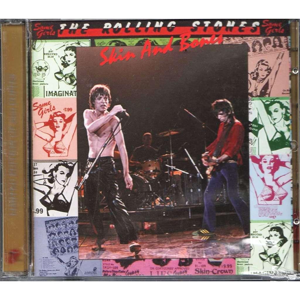Rolling Stones Skin & Bones (Capitol Theatre Passiac NJ 14.06.1978 etc.)