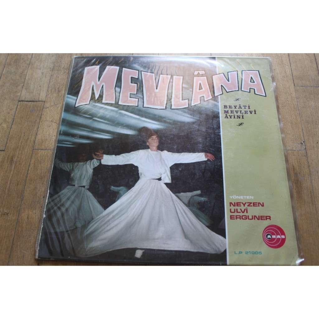 divers artistes - various artist mevlana beyati mevlevi ayini